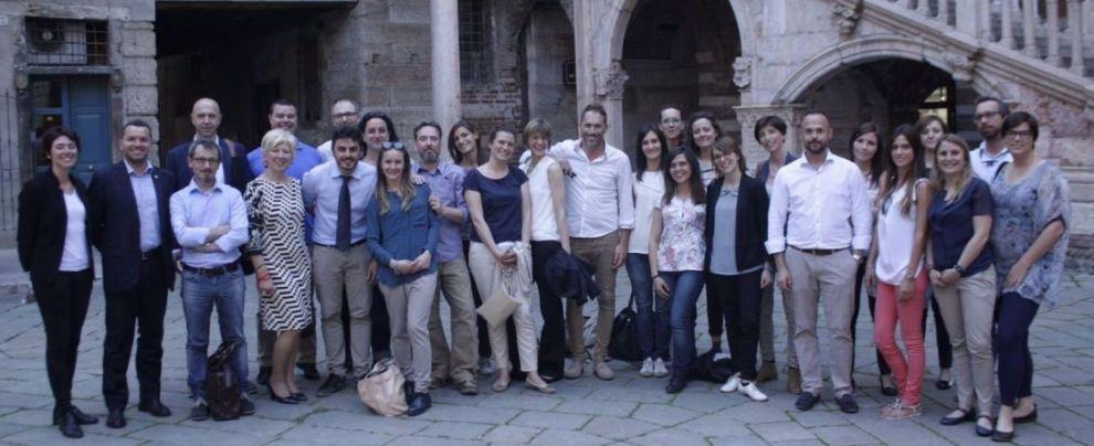 gruppo psicologi in piazza verona 2016