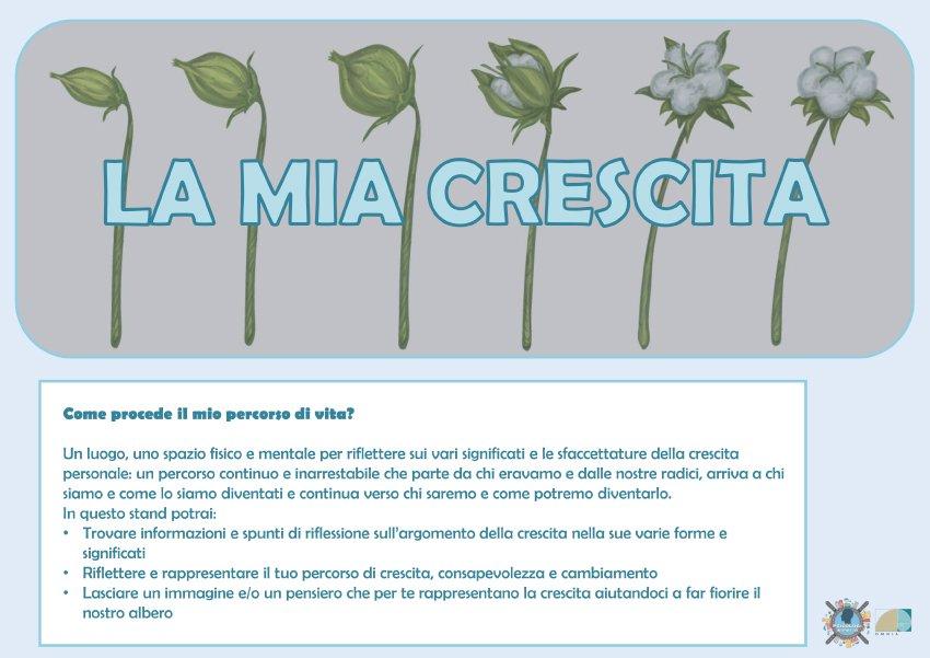 Psicologi in Piazza Verona 2017 La Mia Crescita