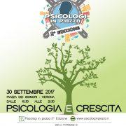 Psicologi in Piazza Verona Locandina
