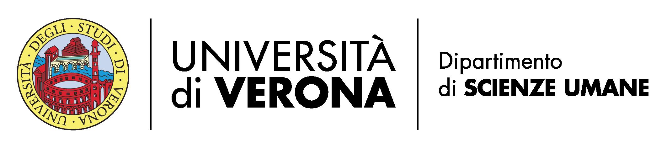 Psicologi in Piazza Verona Logo Univr Dip Scienze Umane colorato