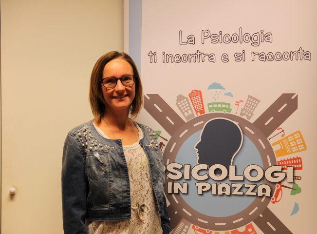 Dott.ssa Silvia Castelli OMNIA Psicologi in Piazza Verona