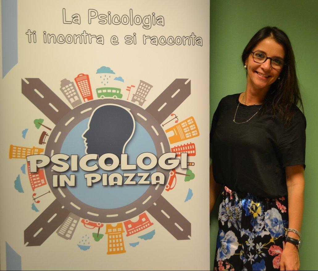 Arch. Francesca Valitutto Psicologi in Piazza 2018 OMNIA Verona