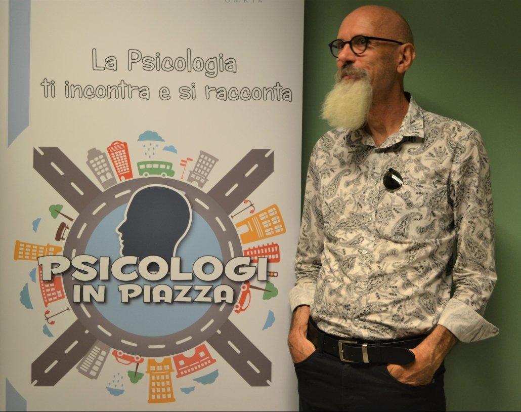 Arch. Massimo Barba Psicologi in Piazza 2018 OMNIA Verona