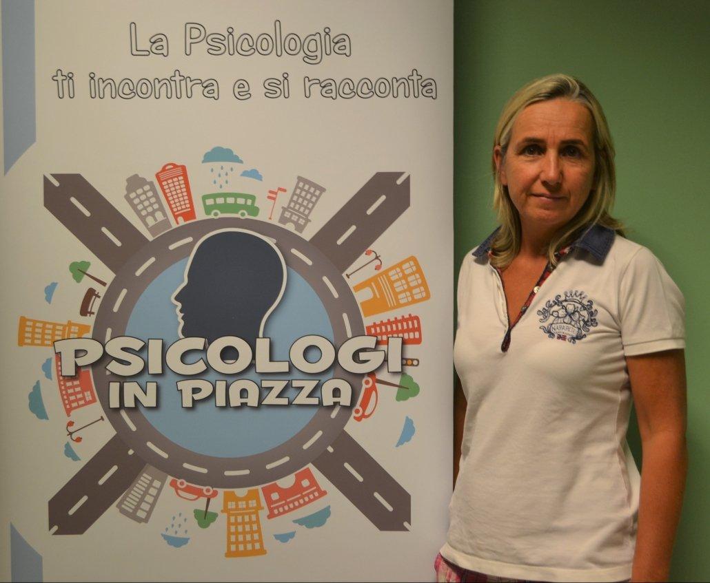 Arch. Pia Joanne Hancock Psicologi in Piazza 2018 OMNIA Verona