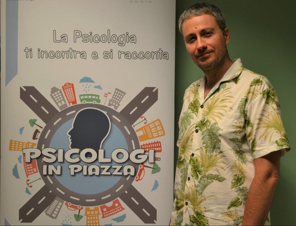 Arch. Pietro Antonini Psicologi in Piazza 2018 OMNIA Verona