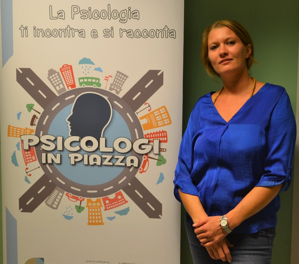 Arch.ir Lorenza Barel Psicologi in Piazza 2018 OMNIA Verona