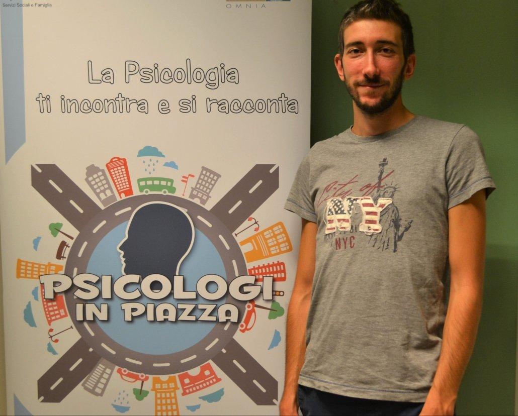 Arch. Simone Esposito Psicologi in Piazza 2018 OMNIA Verona