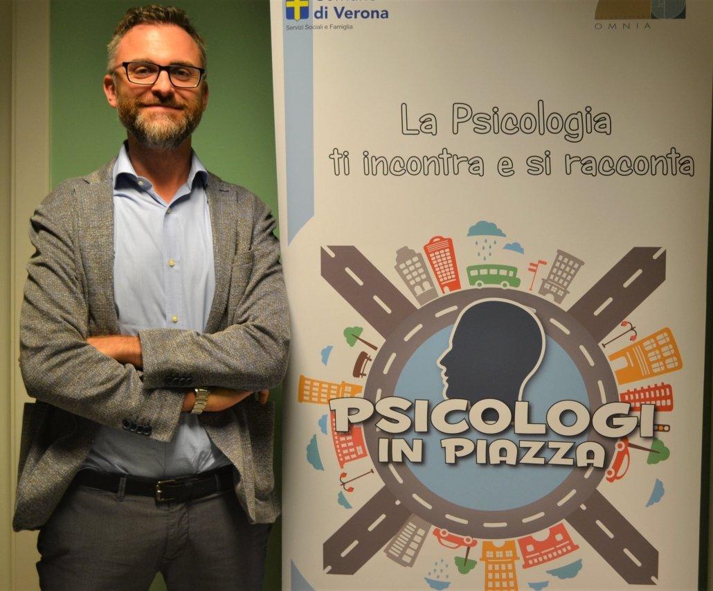Dott. Giovanni Ventura OMNIA Psicologi in Piazza Verona